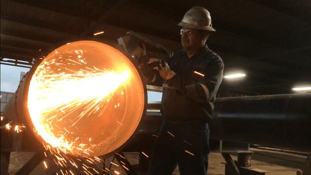 Steel Pipe Welded