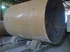 Roll Welding Steel Pipe