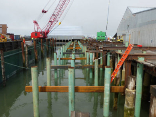 Steel Pipe for dock