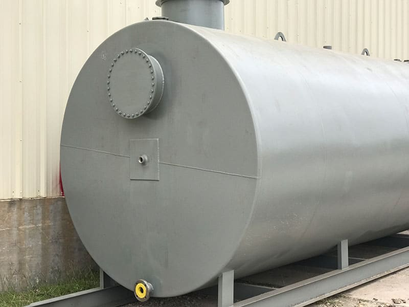 Steam Condensing Tank