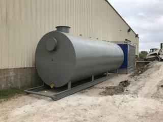 Steam Condensing Tank