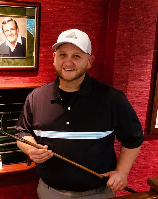 Matt Paradeaux Apex Golf Pro